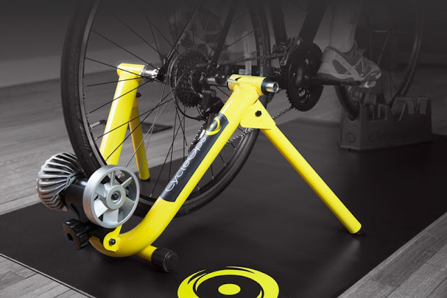 New Fluid Indoor Bike Trainer launched by CycleOps