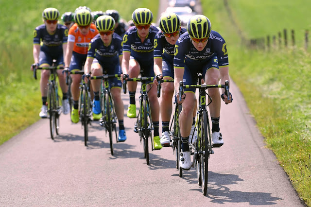 Ryan commits to women and youth with Greenedge Cycling