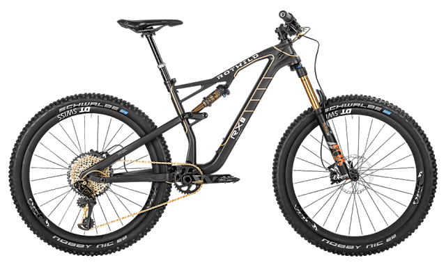 New R.X2 Family of All Mountain Bikes unveiled by Rotwild