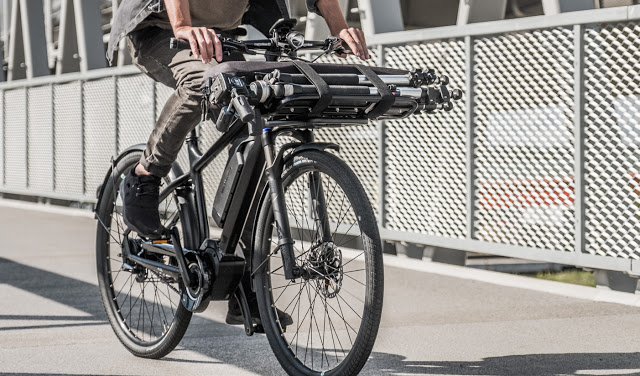 Walleräng launched New Modular e-Bikes and Modular Travel System WMS