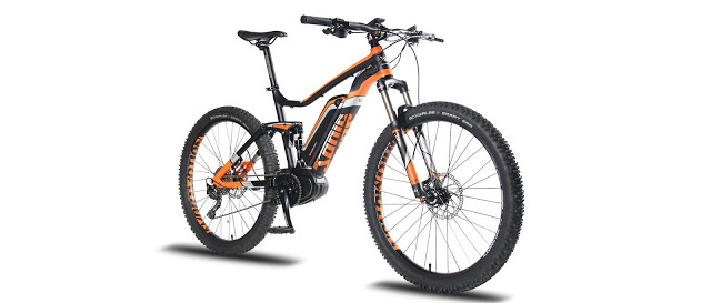 Introducing the New Smartmotion HyperSonic eMTB Bike