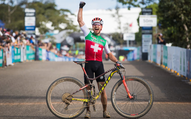 Nino Schurter claims his 6th Pro-World Champion title