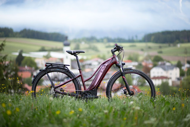 Liv Cycling launched the New Amiti-E+ Electric Urban Bike