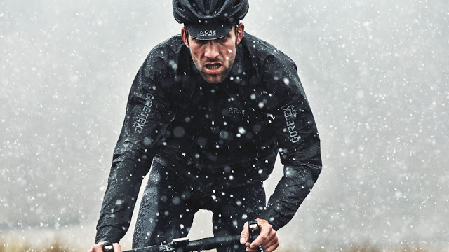 New Gore Cycling Jackets with Shakedry™ Technology