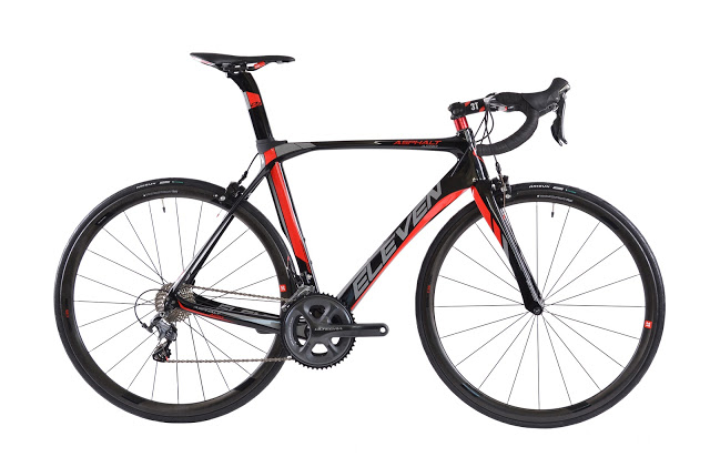 New Asphalt Aero Road Bike from Cycles Eleven