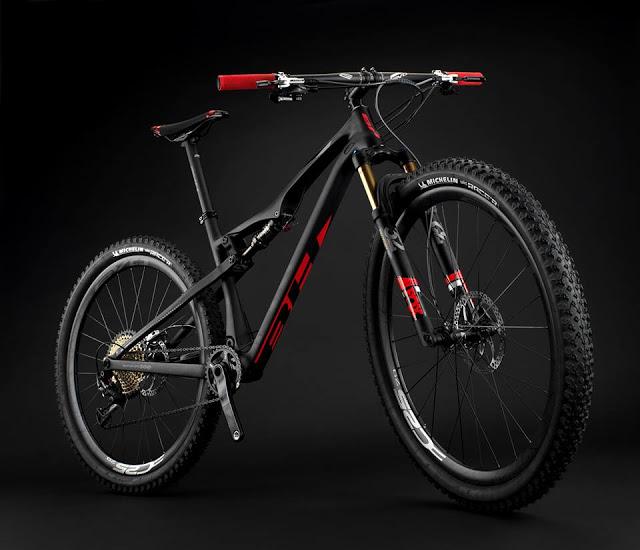4b4f258de BH presented the New Lynx Race MTB Bike Range
