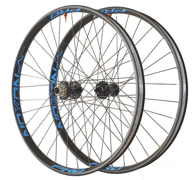 Noxon Bike's New Elexon Pro Wheels for eMTB Bikes