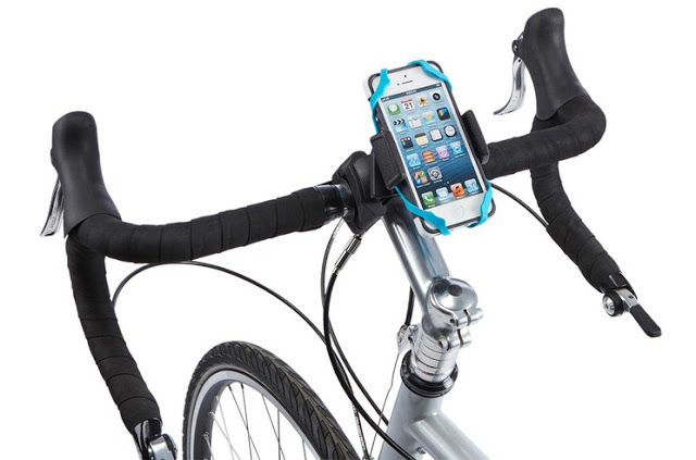 Thule unveils New Smartphone Bike Mount