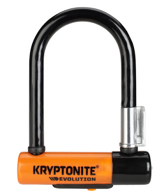 The New-U Evolution Bike Locks from Kryptonite