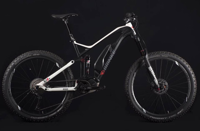 The New Brinke XFR+ eMTB Bike was revealed