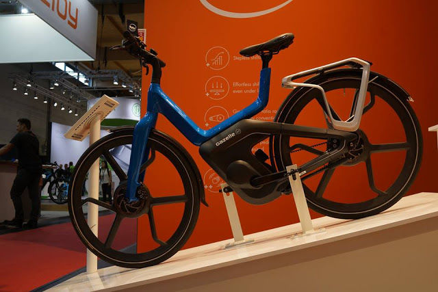 NuVinci Cycling and COBI partner up to define the DNA of today's Smartbike
