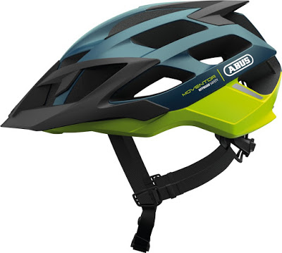 ABUS launched the New All-Mountain Moventor Helmets