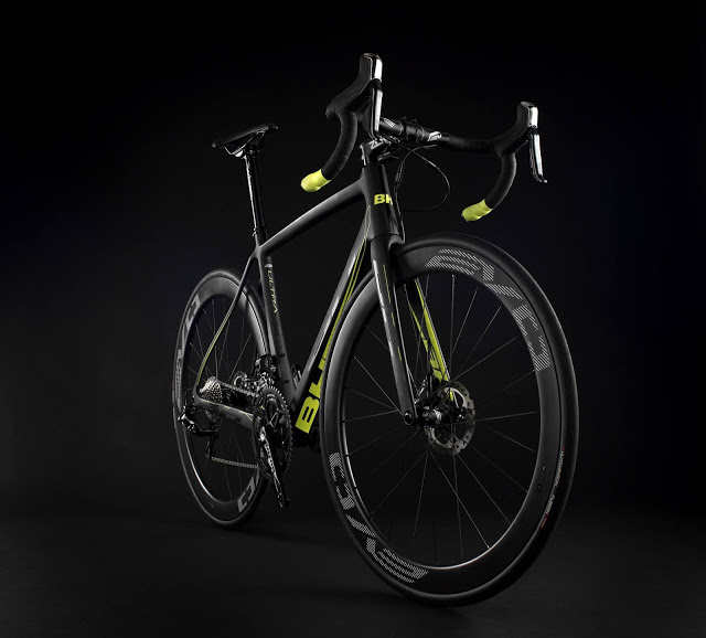 ce19ae49d The New Ultralight Evo Disc Road Bikes from BH
