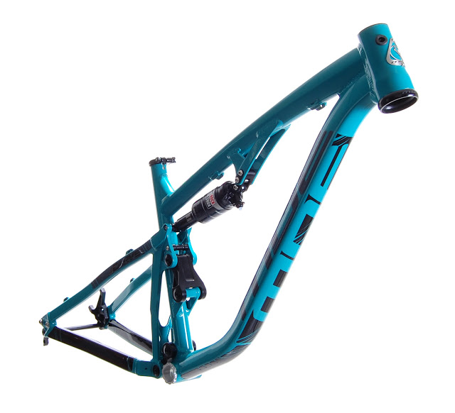 MDE Bikes introduced the New Carve MTB Frame