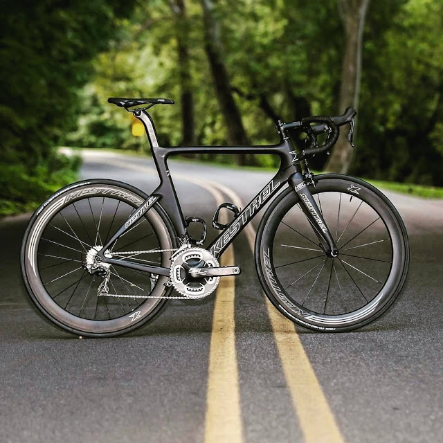 The New 2018 Talon X Road Bike from Kestrel Bicycles