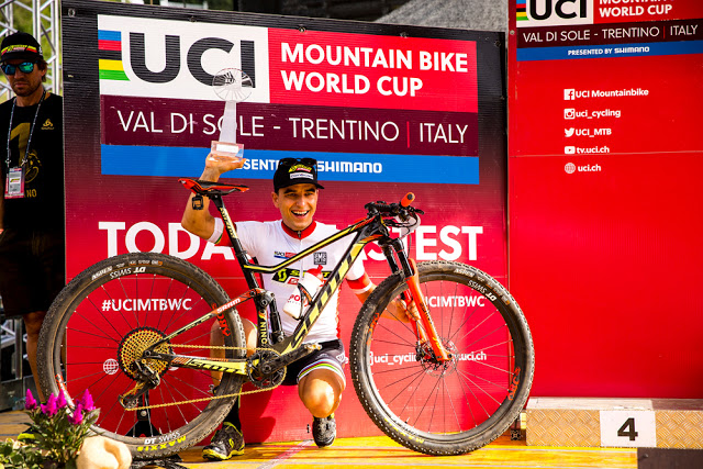 6/6 - Nino Schurter's Perfect World Cup Season