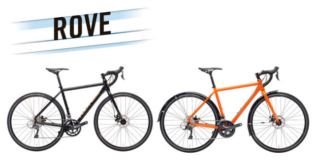 Kona revealed New Rove and Rove DL Gravel Bikes