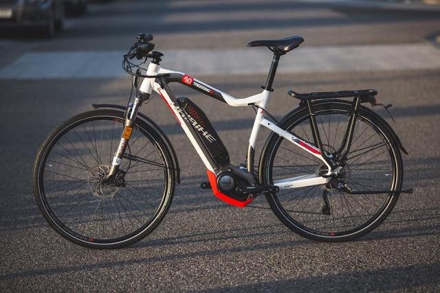 Haibike launched the New Sduro Trekking S 8.0 Bike