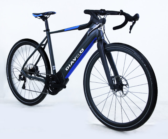 Diavelo enters the e-Race segment with three New Electric Road Bikes