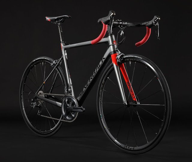 Silverback Bikes revealed their New 2018 Sirelli 1 Carbon Road Bike