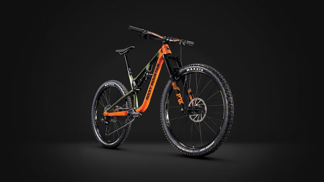 New Instinct and Instinct BC Edition Full Suspension Bike from Rocky Mountain