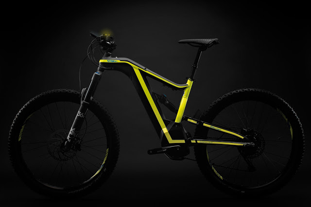 b4e96b0ab BH revealed their New Atom X Electric Mountain Bike