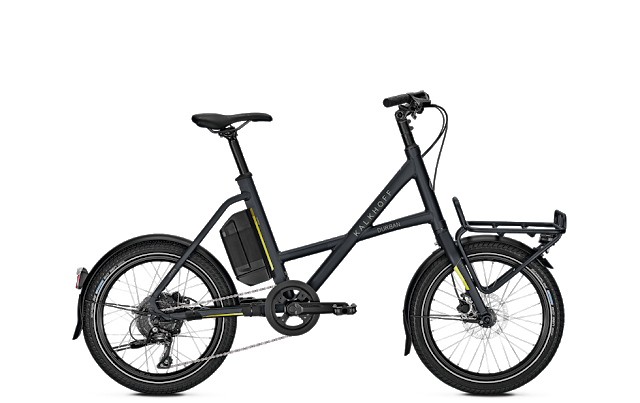 Kalkhoff introduced the New Durban Compact G8 eBike