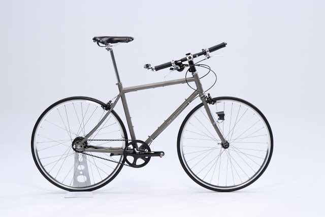 The Urban Bike City Rider Titanium CT-1.2-11SP