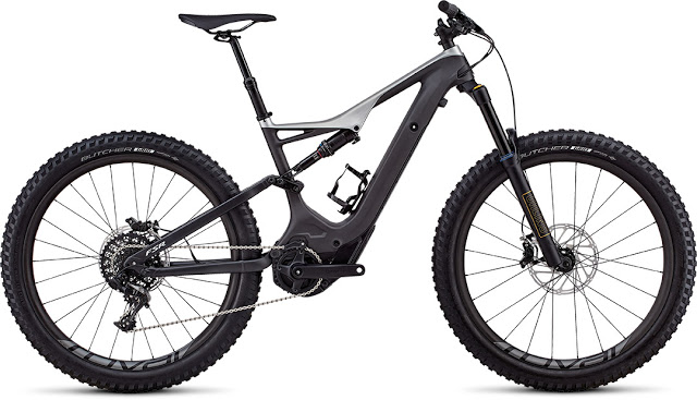 The New Turbo Levo FSR Carbon eMTB from Specialized