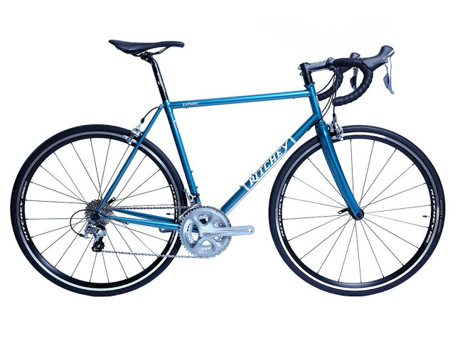 Ritchey updated their Road Logic Steel Frame and Complete Bike