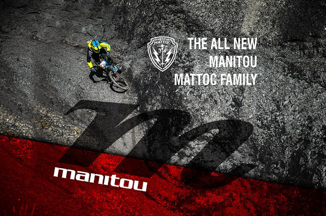New Mattoc Suspension Family from Manitou