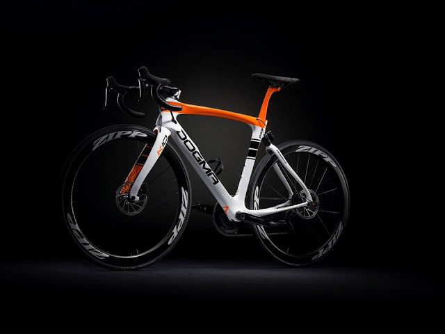 Pinarello's New Dogma K10S Disk Road Bike