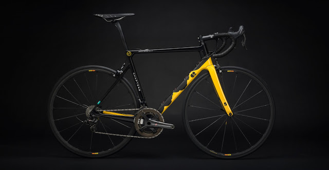 Chapter2 Bikes launched the New Tour de France Stage 17 Epecial Edition Frameset