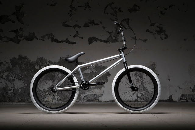 New 2018 Curb BMX Bike launched by Kink BMX