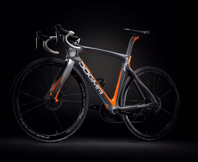 Pinarello launched the New Dogma F10 Disk