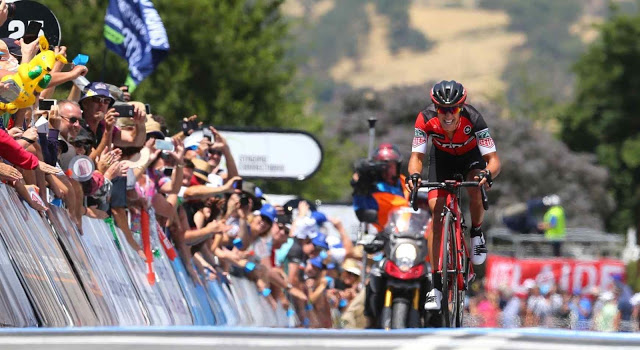 Richie Porte Ready to Lead BMC Racing Team at the Tour de France