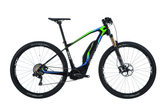 Elykx is the New Hardtail e-MTB from Ridley