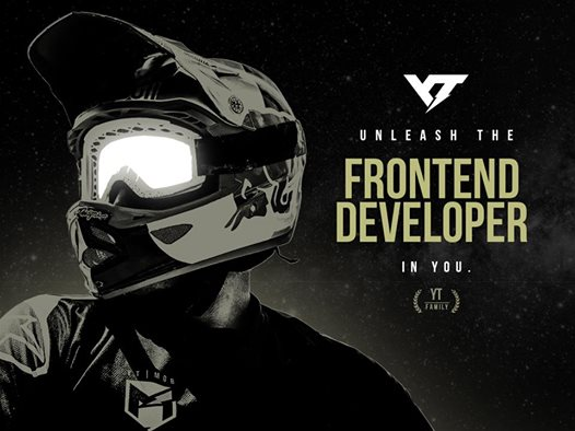 Job Offer by YT Industries - Frontend Developer