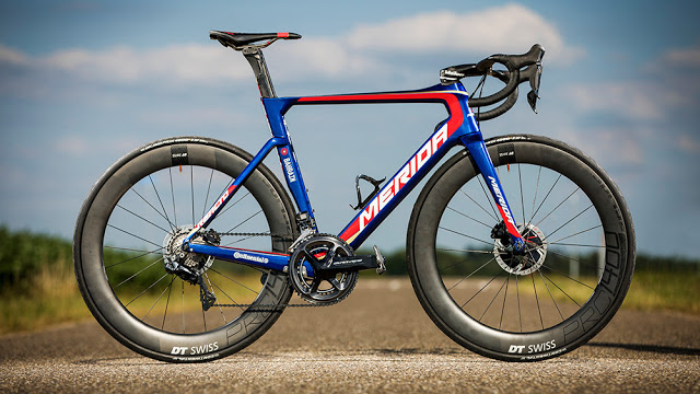 The New REACTO Road Bike from Merida