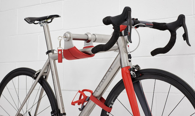 Vadolibero launched their New Bike Safe Pro Wall-Mount and Lock
