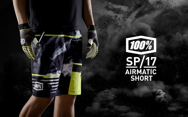 Introducing the New Airmatic Cycling Shorts from 100%