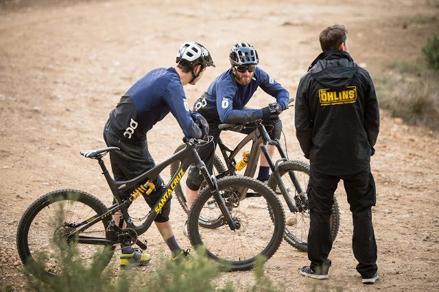 "Öhlins Widens MTB Range with three New Race Developed Products for 29"" and 27.5"" Bikes"