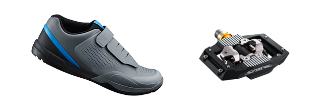 New Shimano 2018 Footwear and Pedals