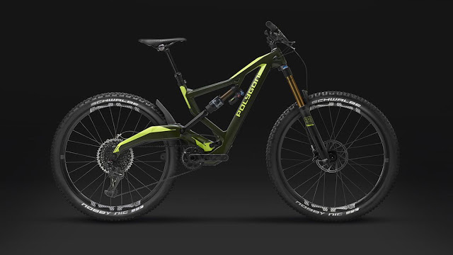 Polygon Bikes Reveals the New Square One EX Series MTB Bike
