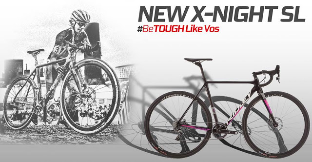 Ridley launched the New X-Night SL CX Bike