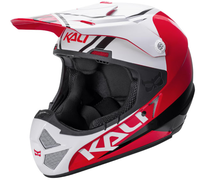 The New Shiva 2.0 Full Face Helmet from Kali Protectives