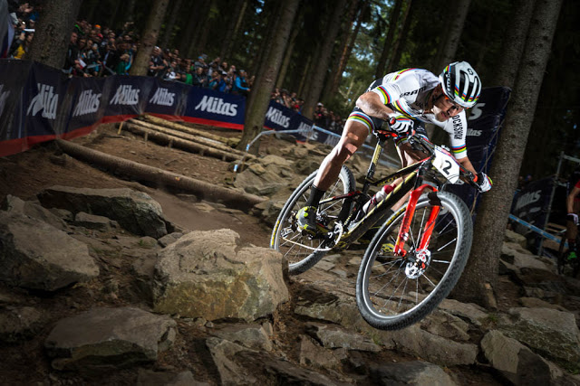 Nino Schurter Victory on first 2017 Cross-Country World Cup Race
