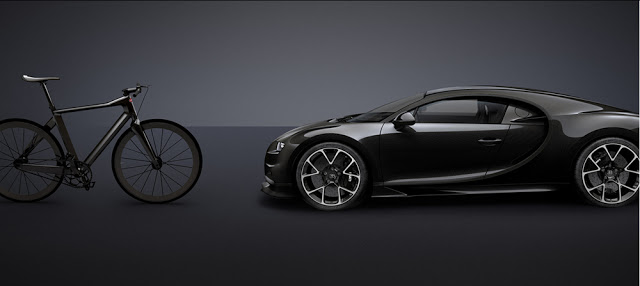 New PG Bugatti Urban Bike