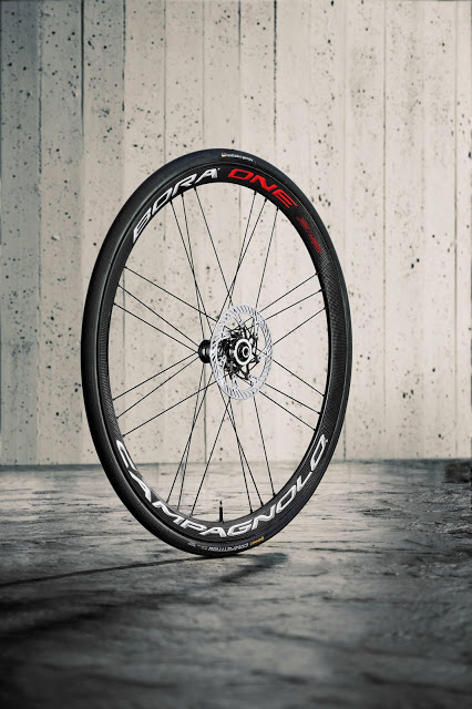 Campagnolo Introduces the New Bora One DB Road Wheels