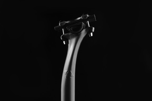 Bike Ahead Composites launched their New THESeatpost Setback